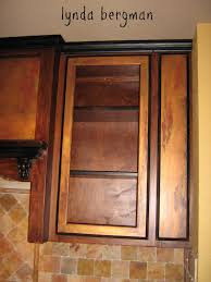 Decoupage Kitchen Cabinets Copper Painted Kitchen Cabinets Quicuacom