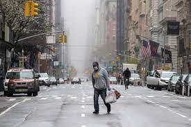 New York wird zum Krisenzentrum ...