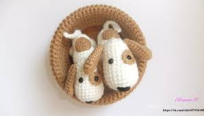 Crochet Dog Pattern Magnificent Crochet Dog Amigurumi Pattern Amiguroom Toys