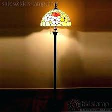 stain glass floor lamp stained glass floor lamps lamp base ifmediaco replacement stained glass floor