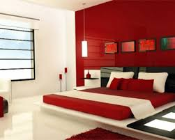 modern bedroom for women. Delighful Bedroom Elegant Modern Decorating Room Ideas For Women That Has Red And White  Concrete Wall Can Decor Bedroom G