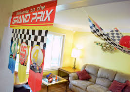 Cars Party Decorations Cars Dream Party Decorations Make Birthday Celebrations Easy