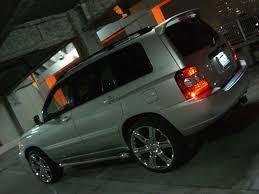 BISONTE 2001 Toyota Highlander Specs, Photos, Modification Info at ...