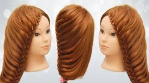 Hairstyle Waterfall waterfall hairstyle step by step diy waterfall hairstyle youtube 8013 by stevesalt.us