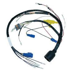 cdi engine wiring harnesses marine engine parts fishing tackle wiring harness johnson evinrude 150 175 hp optical 584674