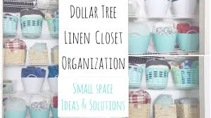 how to organize a small linen closet organization tips makeover tour
