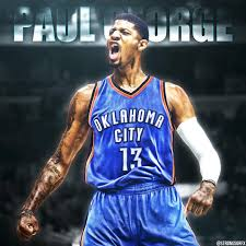 paul george is heading to okc thoughts sportsposters