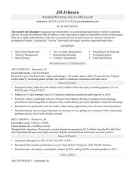 Monster Sample Resume Titles Sales Combination Functional Writing
