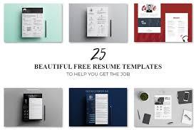 Creative Resume Templates Free Word Beautiful Resume Templates Resumes You Can Buy On Etsy Taryn
