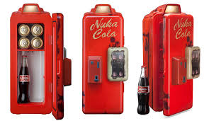 Nuka Cola Vending Machine For Sale Cool Fallout 48 Nuka Cola Mini Fridge EB Games Australia