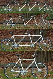 bicycle built for four bicycle built for three bicycle built for two