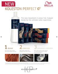 Wella Kp Colour Chart New Improved Wella Koleston Perfect Me Salons Direct