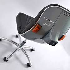 recycled vespa office chairs. Auto Body Parts Used For Modern Furniture Design - Vespa Chair Recycled Office Chairs L