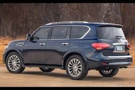 infiniti qx80. a strong v8 is the norm for luxury suvs, but 2016 infiniti qx80 also possesses uncommon agility. qx80 q