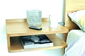wall mounted bedside tables side table magnificent ikea