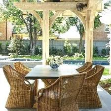 zinc dining table zinc top dining table salvaged wood and zinc dining table with wicker chairs zinc dining table