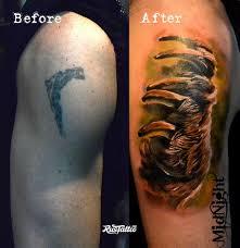 значение татуировки медвежий коготь фото и эскизы тату медвежий