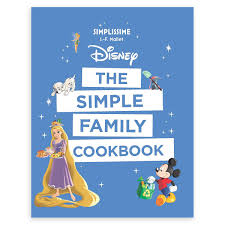Simple Family Disney The Simple Family Cookbook Shopdisney