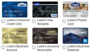 Lowes Commercial Credit Card Application Lowes Store Check Lowes Store Credit Balance