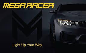 Mega Racer D2C <b>D2R D2S</b> HID Bulbs <b>8000K</b> Sky <b>Blue</b> HID ...