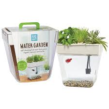 back to the roots aquaponic water garden 2 hydroponic micro gardens complete hydroponic systems hydroponics