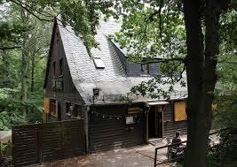 Das Anton Günter Berghaus, die Borbergbaude, Gaststätte