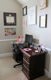 design my home office. Tips For Decorating A Home Office + My Reveal Design My Home Office L