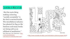 Small Picture Mental Health Awareness Coloring Book Coloring Coloring Pages