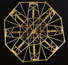 Micronesian Mattang Micronesian Stick Chart Marshall