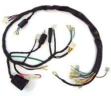 motorcycle wires & electrical cabling for honda cb350 ebay Honda Engine Harness main wiring harness 32100 333 000 honda cb350f