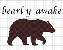 Freesvg.org offers free vector images in svg format with creative commons 0 license (public domain). Panda Bearly Awake Svg Dxf Png Eps Etsy