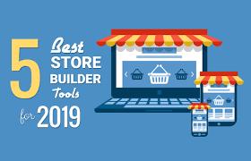Builder Online 5 Best Online Store Builder Tools To Choose 2019