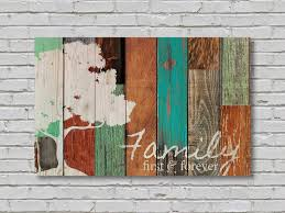Small Picture 50 Wooden Wall Decor Art Finds To Help You Add Rustic Beauty To