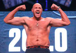 When is Tyson Fury's next fight and ...