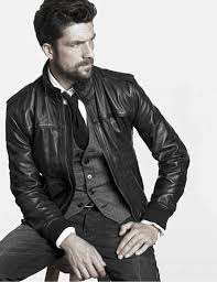 mens style ideas how to wear a leather jacket leather jacket outfits tie and vest