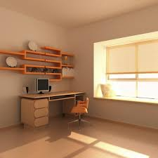 functional home office. A Corner In Seldom Used Guest Room Is The Perfect Space For Home Office Functional