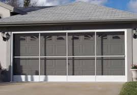 sliding garage doorPatio Screens Garage Screens and Gutters from Killians