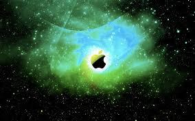 cool apple logos in space. cool apple logo wallpaper logos in space p