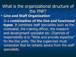 Pnp Organizational Chart 2018 Polce Organization And Administration Demo Presentation
