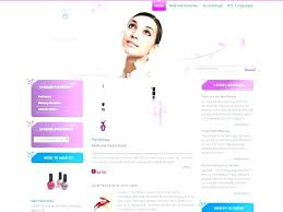 makeup artist websites templates big screenshot makeup artist website template free templates