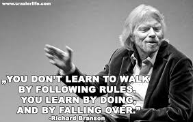 Richard Branson Quotes To Live By. QuotesGram via Relatably.com