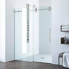 frameless sliding shower doors. Delighful Doors Frameless Sliding Shower Door With 375 For Doors S