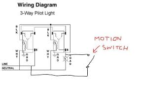 motion sensor light switch wiring diagram motion how to wire a 3 way motion sensor light switch jodebal com on motion sensor light