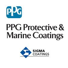 Amercoat Color Chart Ppg Sigma Sigmadur 520 2k High Build Semi Gloss Aliphatic Acrylic Polyurethane Finish Various Colours 20lt
