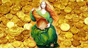 Resultado de imagen de diosa fortuna