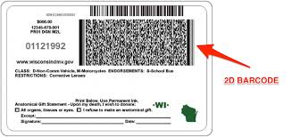 Driver Pdf417 License Barcode - S Font Strongwindcontrol