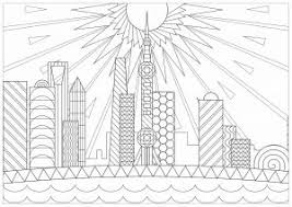 Enjoy all nature coloring, landscape coloring book, and scenery coloring page and more designs that you can choose as your favorite. Landscapes Coloring Pages For Adults