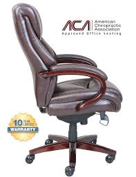 burdy leather office chair executive executive chair office chair cushion for lower back pain