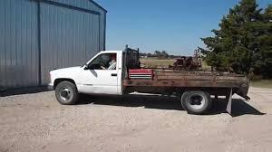 1990 GMC 3500 Flatbed Truck 2 W.D. - YouTube