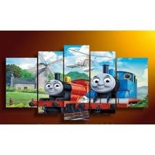 Thomas The Train Growth Chart 50 Thomas The Train Room Decor Youll Love In 2020 Visual